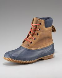 Sorel - Blue Cheyanne Lace-up Boot for Men - Lyst