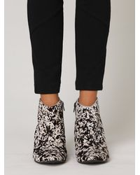 Free People - Black Hysteria Boot - Lyst