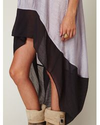Free People | Purple Starlight Lovers Dress | Lyst