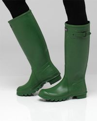 Barbour - Green Town and Country Boot - Lyst