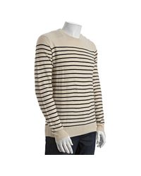 French Connection | Blue Angora Blend Breton Sweater for Men | Lyst