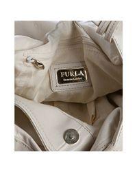 Furla | White Elisabeth Mini Shoulder Bag | Lyst