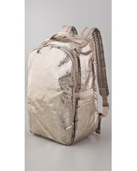 LeSportsac | Metallic Sequin Backpack | Lyst