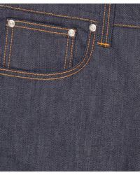 Nudie Jeans | Blue Thin Finn Dry Stretch Jeans 32l for Men | Lyst