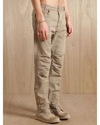 Nonnative | Natural Mens Agent Jeans for Men | Lyst