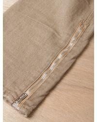 Nonnative - Natural Mens Agent Jeans for Men - Lyst