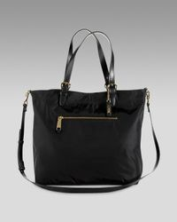 Cole Haan - Gray Kendra Nylon Tote - Lyst