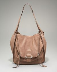 Kooba | Brown Zoey Leather Hobo | Lyst