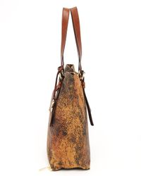 MICHAEL Michael Kors | Brown Extra Large Expandable Jessica Tote, Mocha | Lyst