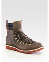 Cole Haan | Brown Air Hunter Hiker Boot for Men | Lyst