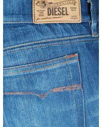 DIESEL | Blue Bootzee | Lyst