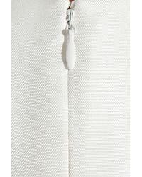 Giambattista Valli - White Silk Kimono Dress - Lyst