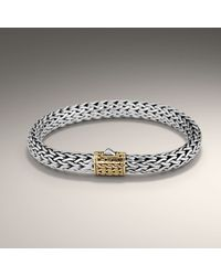 John Hardy | Metallic Medium Bracelet | Lyst