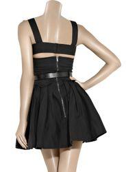 Preen Line - Black Jenny Dress - Lyst