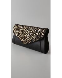 See By Chloé - Black Leo Party Clutch - Lyst