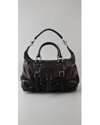 Botkier | Black Sasha Medium Duffel Bag | Lyst