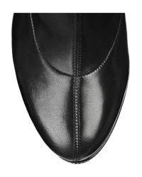 Christian Louboutin - Black Unique 140 Leather Boots - Lyst