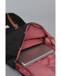 Herschel Supply Co. | Black Little America Backpack | Lyst