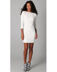 Rachel Roy | Natural Textured Sheath Dress | Lyst