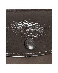 Longchamp - Brown Noisette Coated Nylon Planetes Mini Tote - Lyst