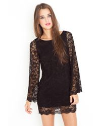 Nasty Gal | Black Hard Werker Dress | Lyst
