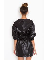 Nasty Gal - Black Madysin Jacket - Lyst