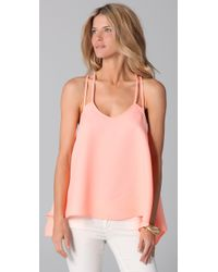 Pencey - Orange Swing Tank - Lyst