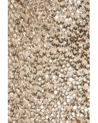 Rachel Gilbert - Metallic Shayla Sequined Tulle Gown - Lyst