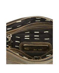 Rebecca Minkoff | Green Camo Printed Leather Mac Chain Strap Bag | Lyst