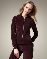 Twisted Heart | Purple Lovealicious Hoodie | Lyst
