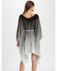 Gottex - Black Vasarelli One-piece Shaping Swimsuit - Lyst