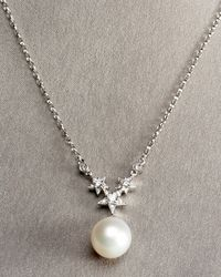 Assael - Metallic Stars Necklace - Lyst