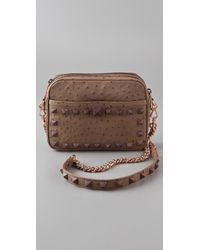 Rebecca Minkoff | Natural Chance Cross Body Bag | Lyst