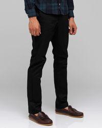 RVCA - Weekender Pant in Black for Men - Lyst