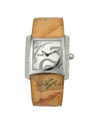 Alviero Martini 1A Classe | Brown 1a Prima Classe - Geo Strap Dress Watch | Lyst