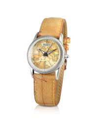Alviero Martini 1A Classe | Natural 1a Prima Classe - Ladies Geo Dial and Strap Watch | Lyst