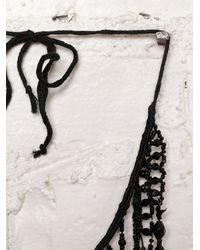 Free People - Black Vintage Costume Chandelier - Lyst