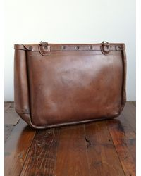 Free People | Brown Vintage S Us Postal Service Bag | Lyst