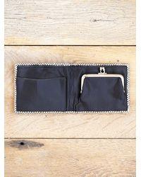 Free People - Metallic Vintage Chainmail Wallet - Lyst