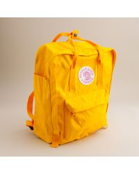 J.Crew | Yellow Fjällräven® Classic Kanken Backpack for Men | Lyst