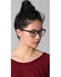 Elizabeth and James - Gray Kenzie Glasses - Lyst
