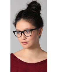 Elizabeth and James | Black Kenzie Glasses | Lyst
