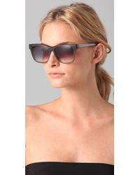 Elizabeth and James - Brown Park Sunglasses - Lyst