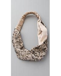Eugenia Kim - Metallic Daniella Sequin Headband - Lyst
