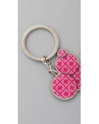 Jonathan Adler | Pink Poodle Keychain | Lyst