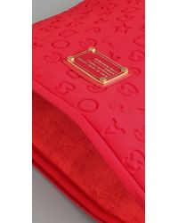 Marc By Marc Jacobs - Red Stardust 13 Neoprene Computer Case - Lyst
