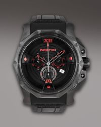 Orefici Watches - Black Edizione Speciale Chronograph Watch for Men - Lyst