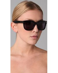 Tom Ford - Black Campbell Sunglasses - Lyst