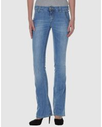 Dondup | Blue Dondup - Denim Pants | Lyst