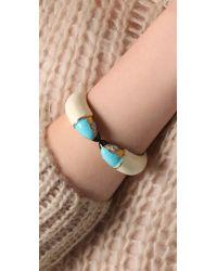 Juicy Couture - Blue Parrot Bracelet - Lyst